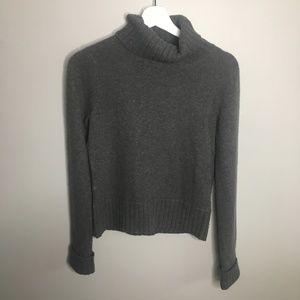 Lauren Ralph Lauren Grey Turtleneck Sweater